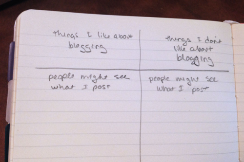 Things I Like About Blogging